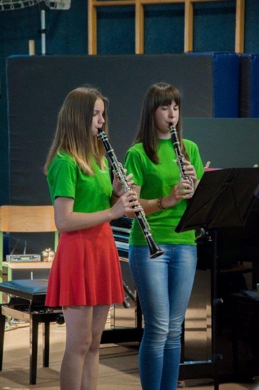 Zaključni koncert učencev na disloc. oddelku Črenšovci