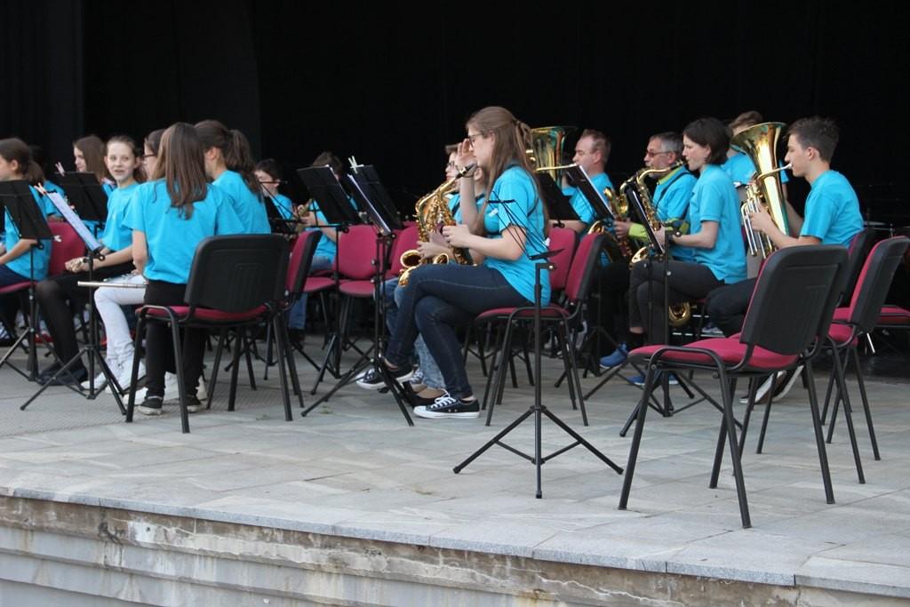 13. promenadni koncert pihalnih orkestrov