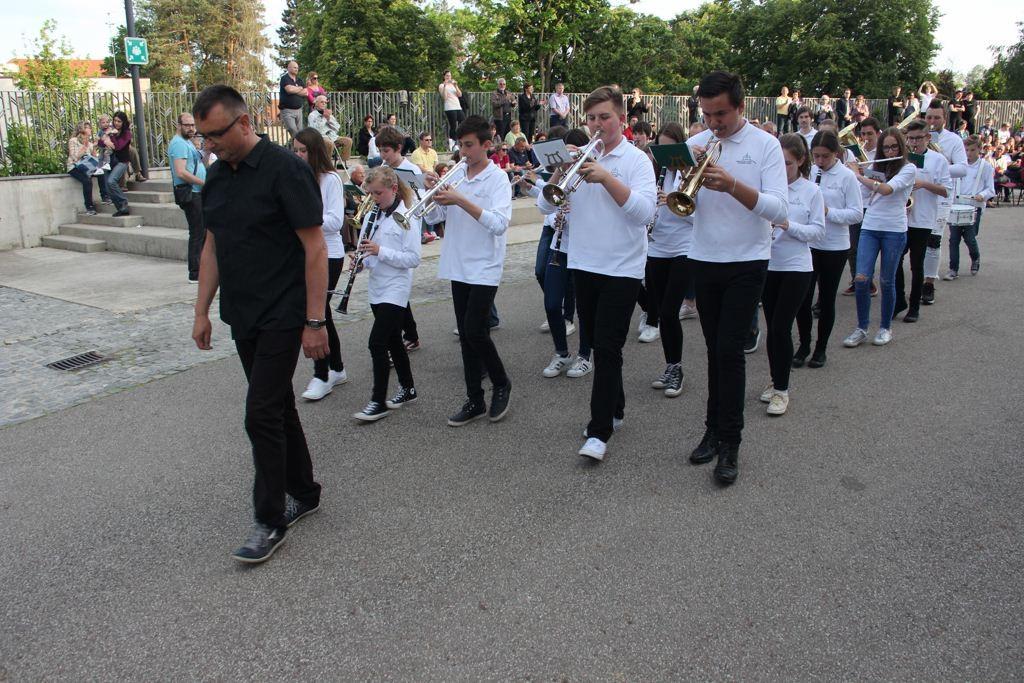 14. promenadni koncert pihalnih orkestrov