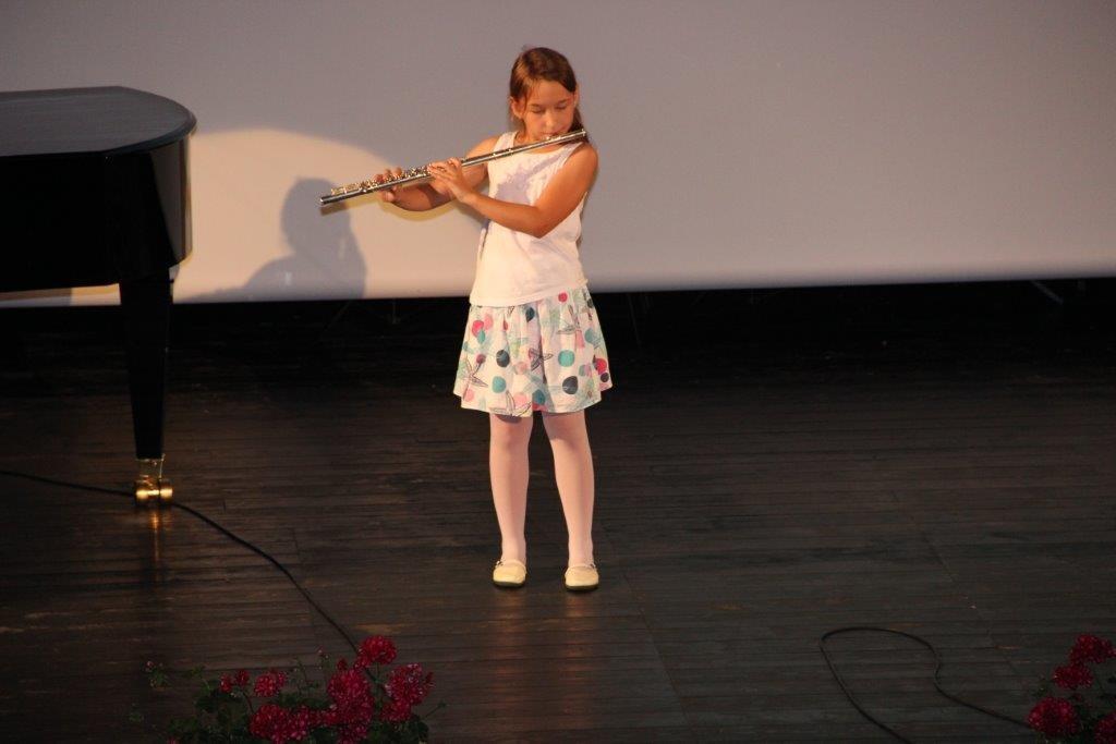 Zaključni koncert učencev GŠ v Lendavi