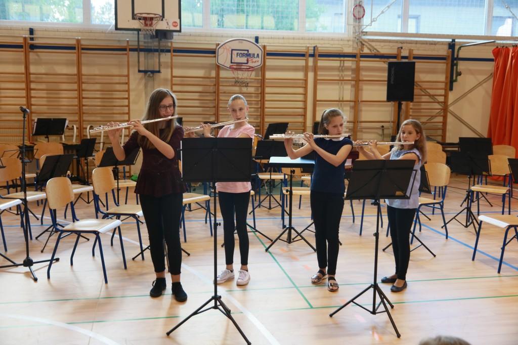 Zaključni koncert učencev GŠ Lendava na disloc. oddelku Turnišče