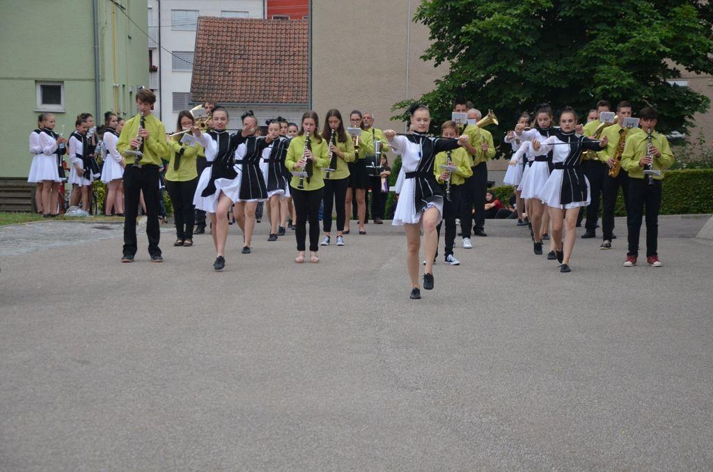Promenadni koncert pihalnih orkestrov