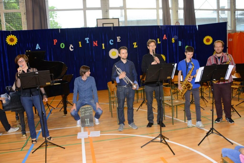 Zaključni koncert učencev GŠ Lendava na disloc. oddelku Turnišče 23. 5. 2019